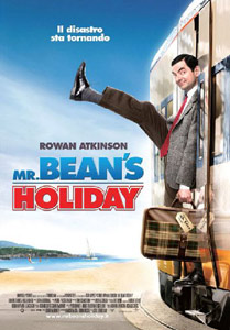 Mr. Bean's Holiday - dvd ex noleggio distribuito da